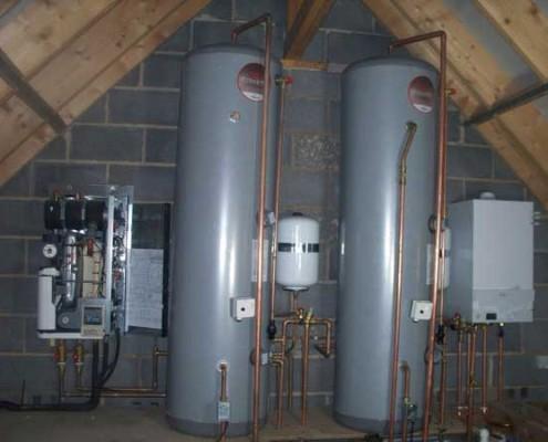 Boiler-Installation-for-Large-Underfloor-Eco-Heating
