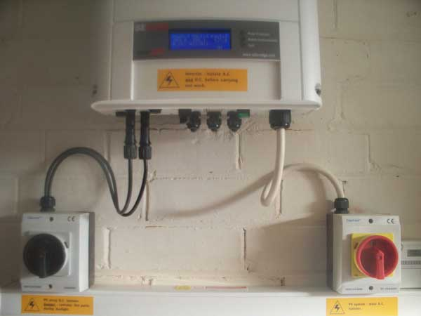 Close-up-Renewable-Control-Unit-in-House-Clear-Blue-Display