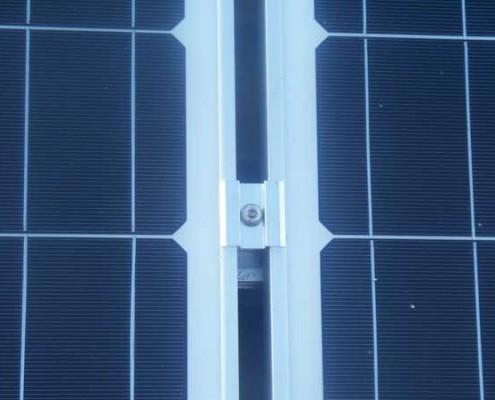 Closeup-of-PV-Panels-Spacing-Framework