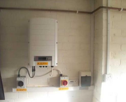 Renewable-Control-Unit-in-House