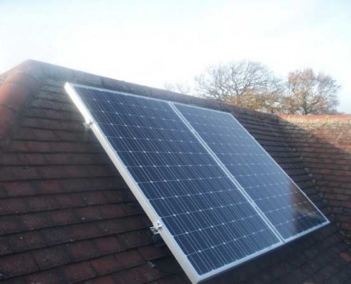 Twin-Solar-Panels-on-Roof
